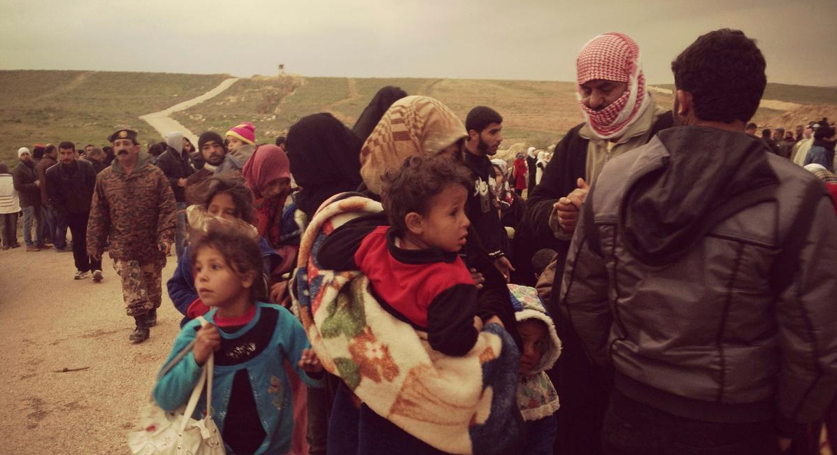In Pictures: Syrian Refugees Living in Jordan and Lebanon