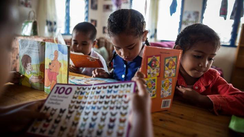Tonga: Getting Children Ready for School