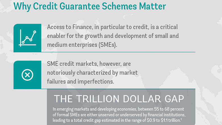 Public Credit Guarantee Schemes for SMEs
