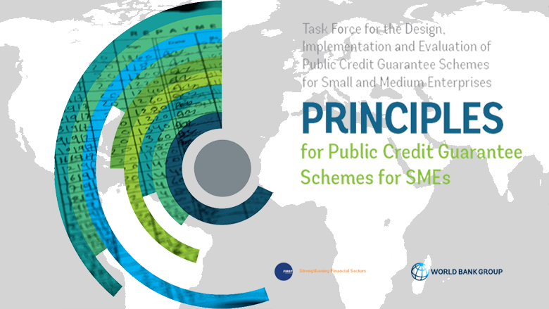Principles For Public Credit Guarantee Schemes Cgss For Smes