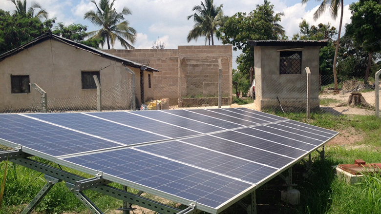 Using Solar Energy To Power Water Supply In Tanzania