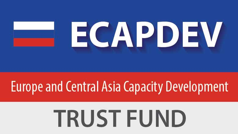 ECAPDEV - Europe and Central Asia Capacity Development Trust Fund