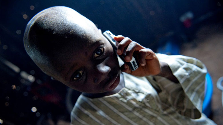 In Pictures: Monitoring Welfare in Africa Using Mobile Phones
