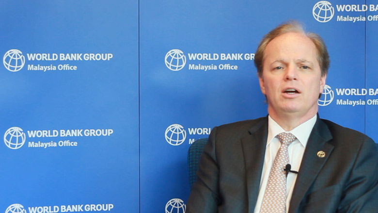Video: World Bank Vice President of Development Finance Axel van Trotsenburg at Malaysia Office Launch