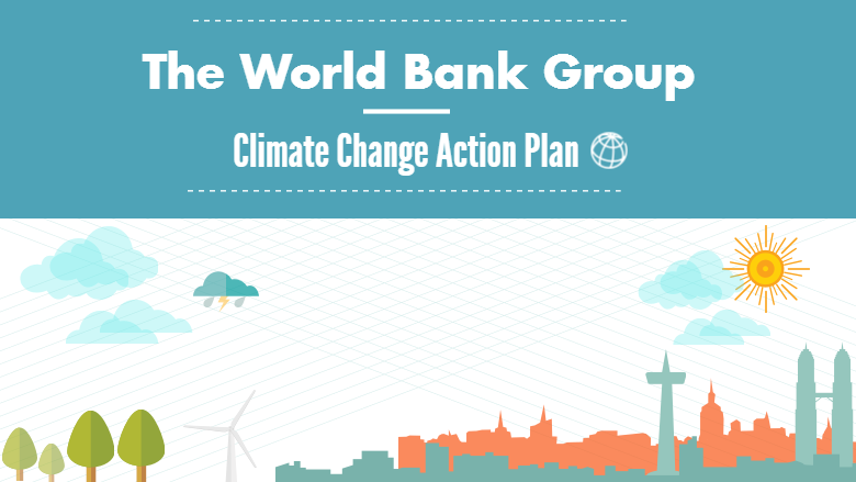 The World Bank Group Climate Change Action Plan