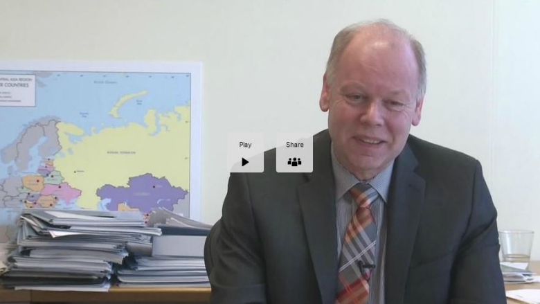 Interview with Hans Timmer: Europe and Central Asia Economic Update April 2016