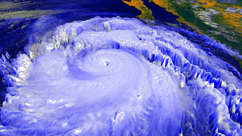 Technical Deep Dive on Hydromet Services for Early Warning / Photo: NASA