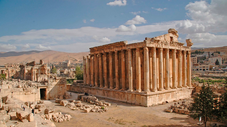 Conserving the Temple of Bacchus in Baalbeck, Lebanon