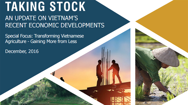 A new World Bank paper examines the future of agriculture in Vietnam.