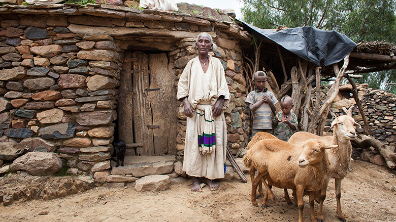 Many Ethiopians are unable to protect their consumption against lack of rainfall and sudden increases in food prices.