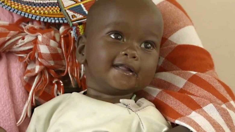 PODCAST: Baby Gets a Nice Welcome in Kenya