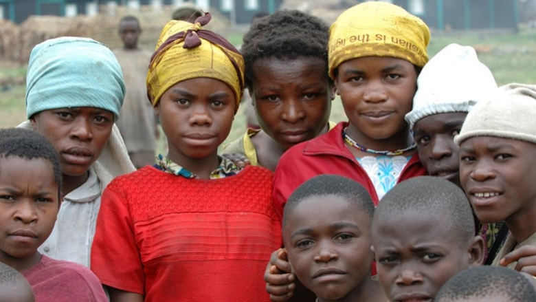 DRC Children Affected by Social Conflict