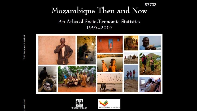 Mozambique Then and Now An Atlas of Socio-Economic Statistics