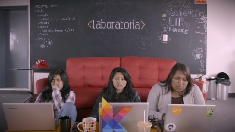 How Coding Changes the Lives of Peruvian Women