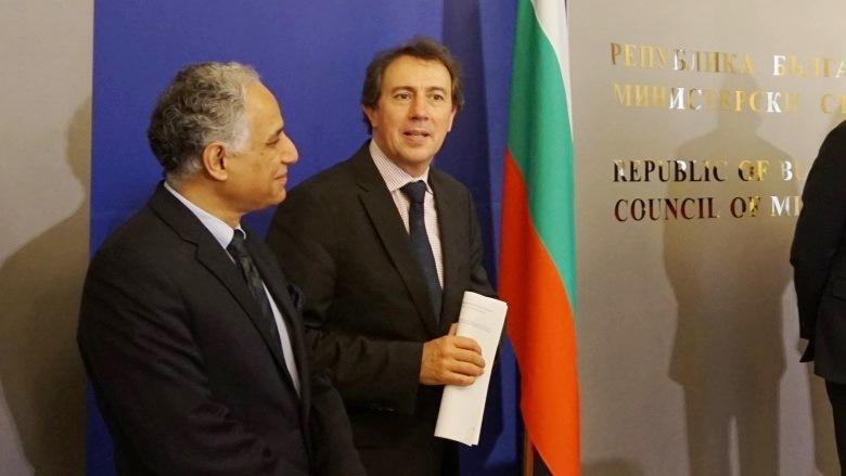 Bulgaria visit