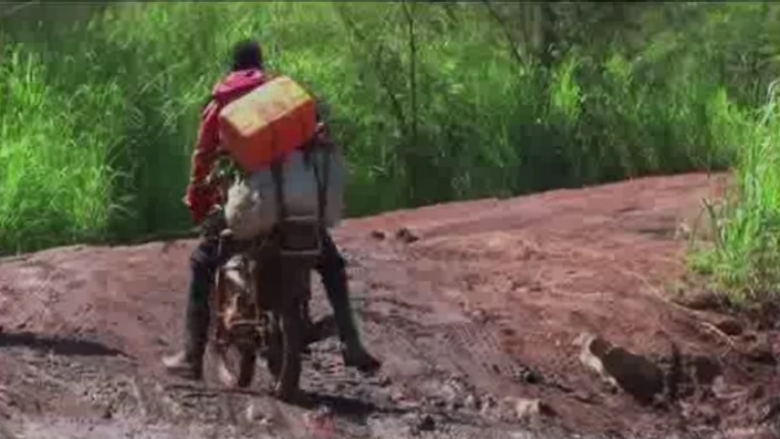 Building Rural Roads in South Sudan