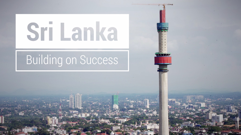 Ending Poverty and Boosting Prosperity in Sri Lanka: A Systematic Country Diagnostic