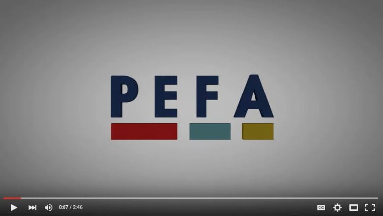Introducing PEFA 2016