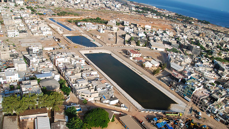 Sustainably Managing Flood Risks In Dakar S Outer Suburbs