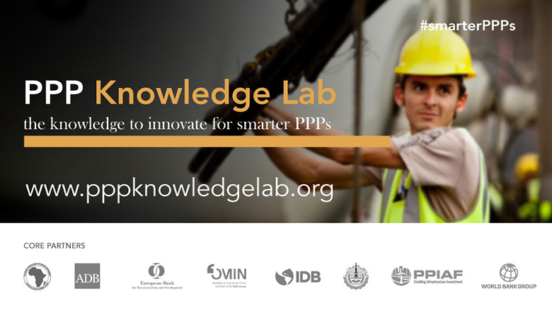 PPP Knowledge Lab, the first multilateral collaboration on public-private partnerships, offers information and resources under one online roof