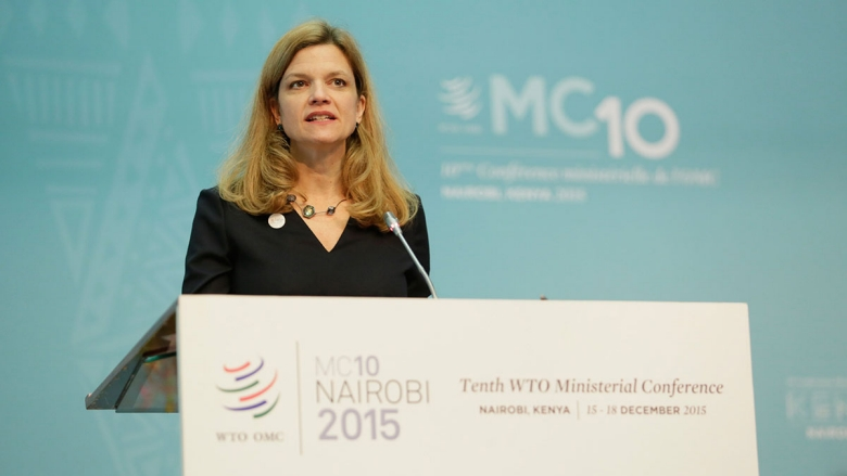 World Trade Organization's 10th Ministerial Conference in Nairobi