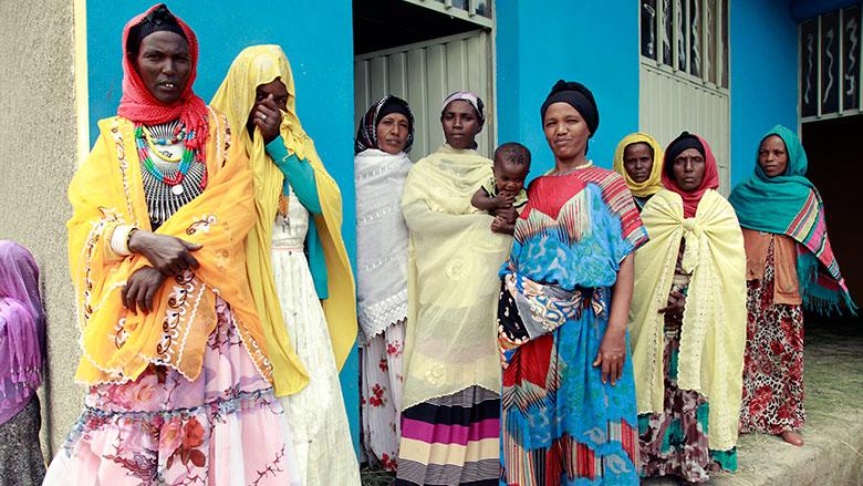 Financing Women Entrepreneurs in Ethiopia: The Women