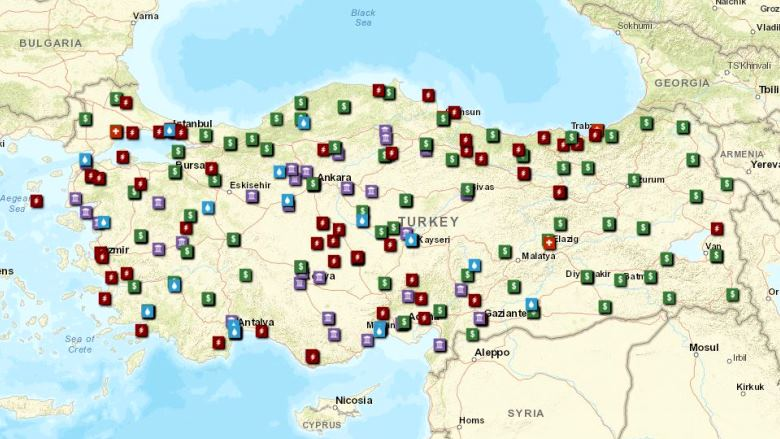 The world bank in turkey project map gumiabroncs Gallery