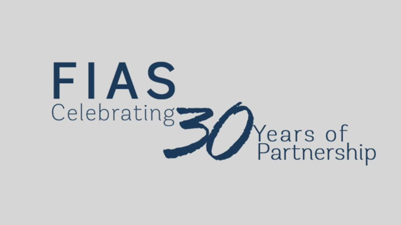 FIAS - 30 Years of Partnership