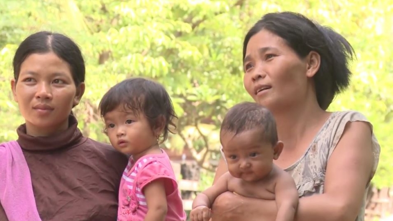 Helping Vulnerable Cambodians Have Better Lives