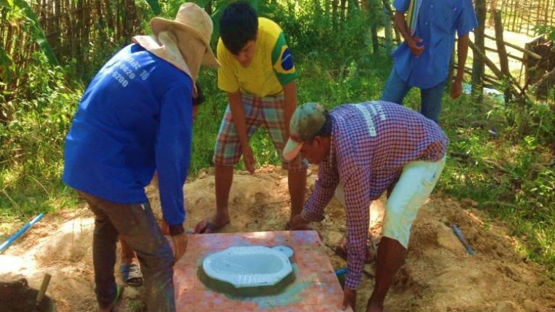 It Takes a Village to End Open Defecation in Lao PDR