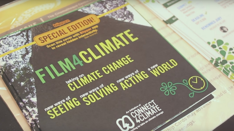 A Greener World Through Cinema: Connect4Climate at World Premieres Film Festival