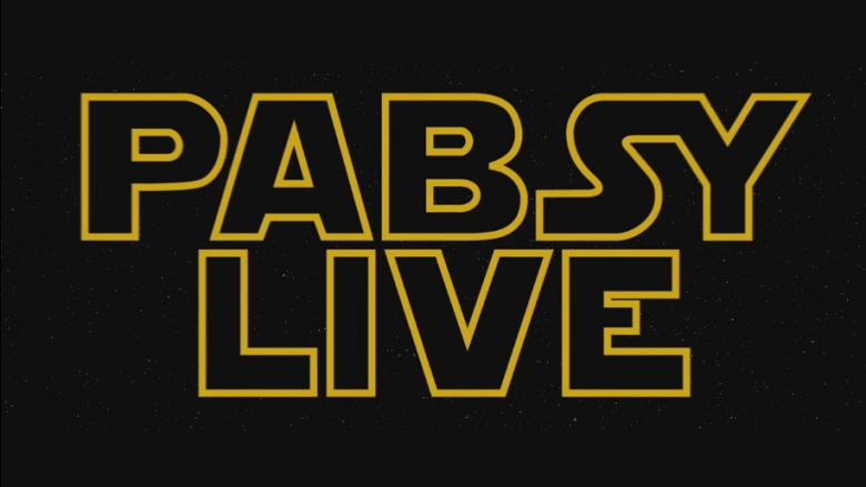 PODCAST: PabsyLive Star Wars Edition