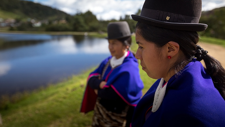 Empowering Indigenous Peoples Through Community-Driven Development