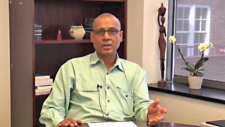Video Interview with Ganesh Rasagam