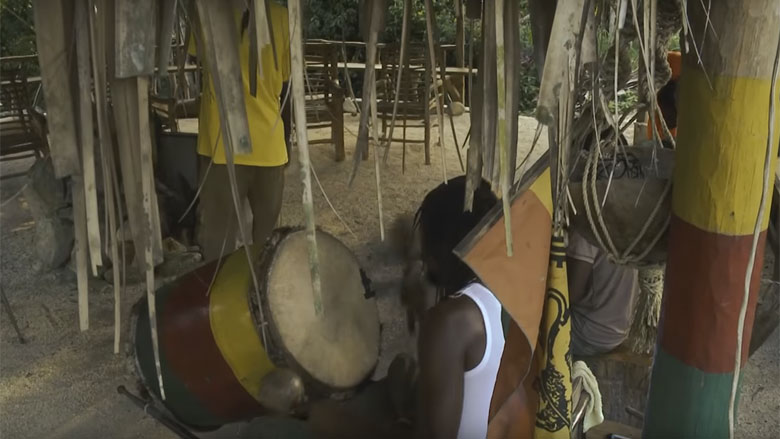 Villagers open up their community to preserve Jamaican culture