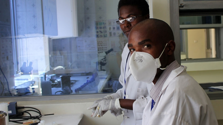 Tackling Communicable Diseases in East Africa: Power of Laboratory Networking