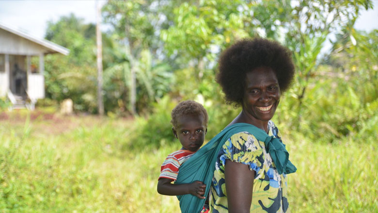Papua New Guinea: Women come together for safer births