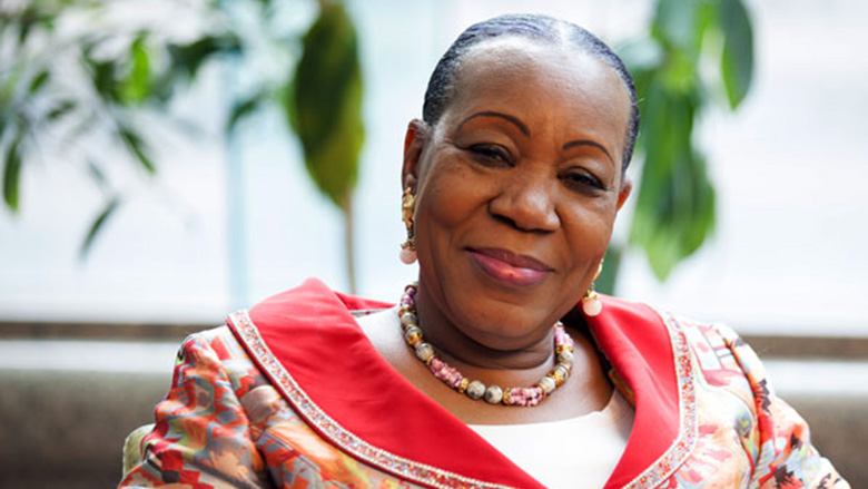 Interview with Catherine Samba-Panza, Interim President of the Central African Republic