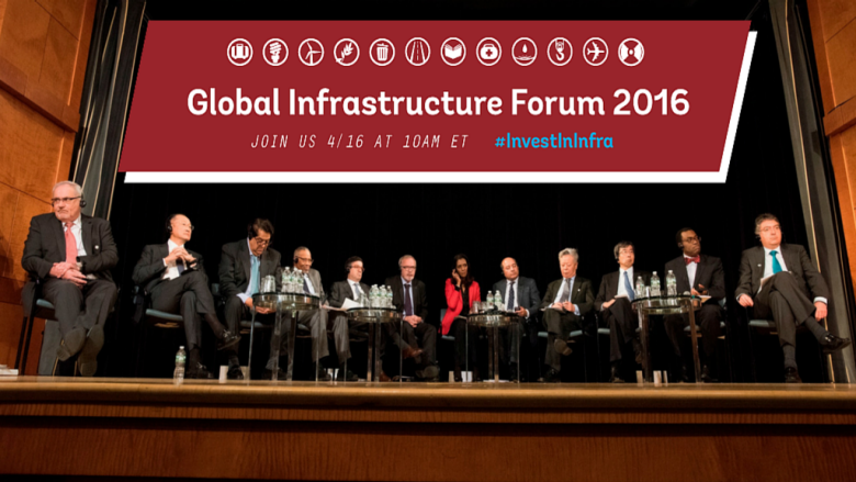 Global Infrastructure Forum 2016 - Replay
