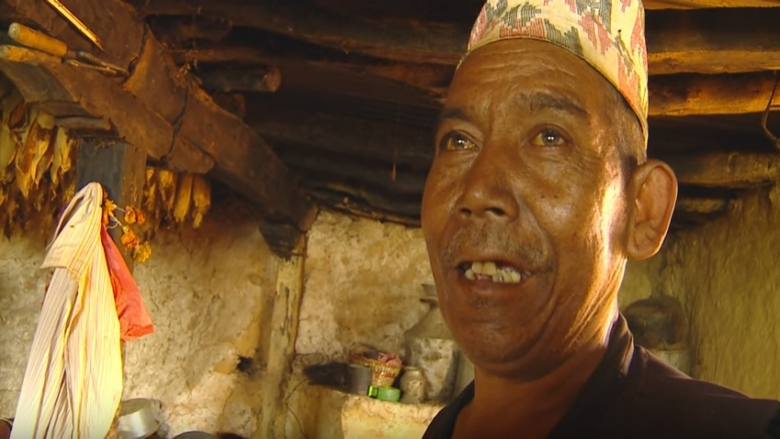 In Nepal, Lalman Tamang Rebuilds His House and His Life