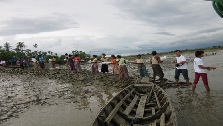 Floods, Landslides in Myanmar: The Cost of Destruction