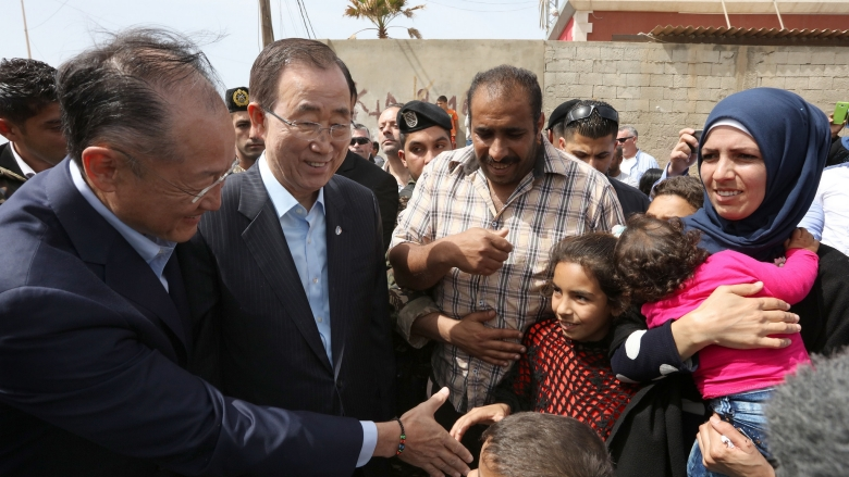 Video Playlist: Jim Kim Visits Tunisia, Iraq, Jordan and Lebanon