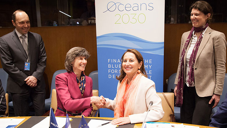 The World Bank and France Partner to Strengthen the Climate Resilience of West Africa's Coasts