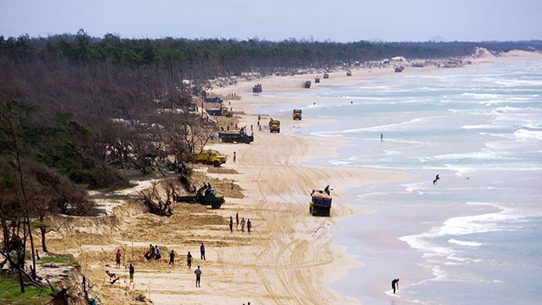 Building a Resilient West African Coastal Community