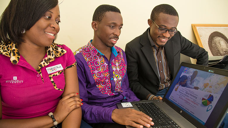 Accelerating Tech Business Innovation in Ghana