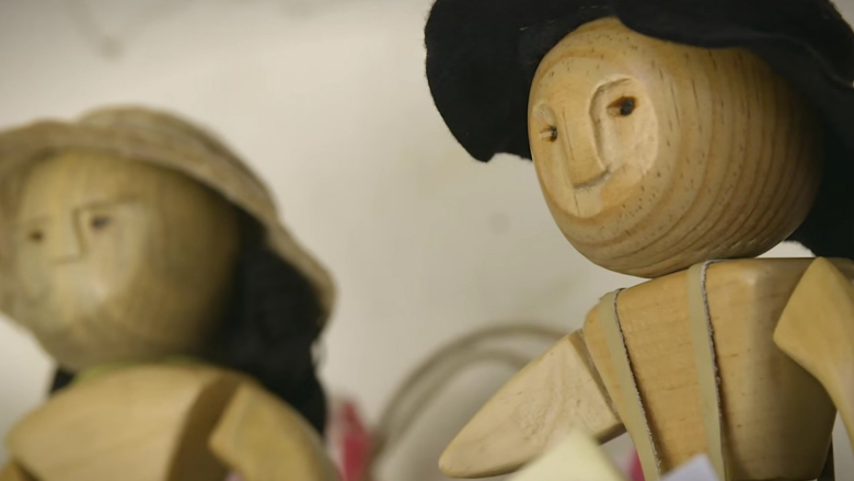 Toys from Sustainable Wood Earn Income for Mexico