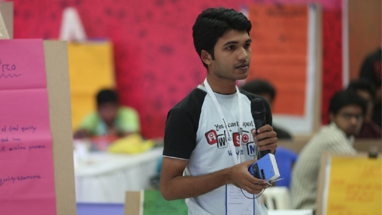Young Innovators Band Together for Bangladesh's Future