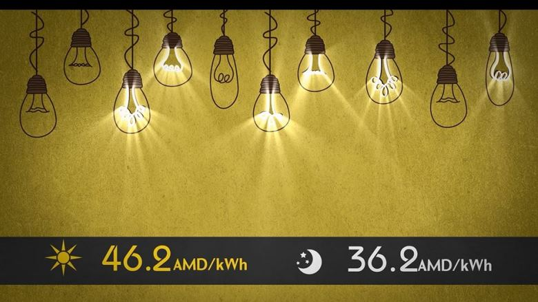 Electricity Tariff Calculation for Armenia