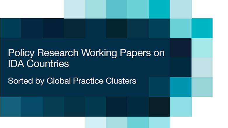 policy research working paper Policy research working papers - open knowledge repository series disseminates findings of work in titles are submitted from units around the world bank for internal review and nbsp documents and reports - documents list the world bank document type: policy research working paper.
