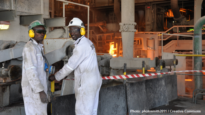 Copper mining jobs in zambia instrumentation